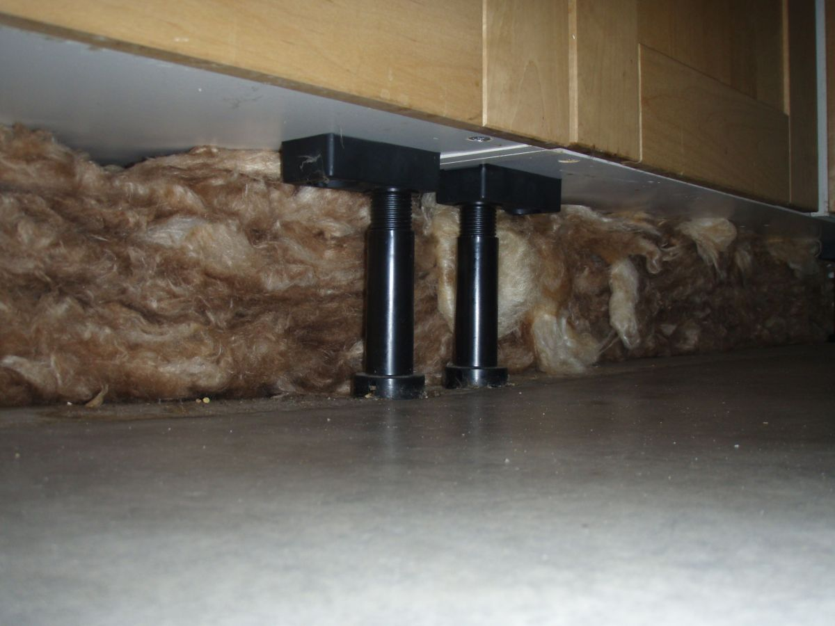 Insulating Under Kitchen Cabinets Insulatingmyhouse